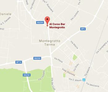 Al Corso Bar Pasticceria Gelateria Montegrotto Terme
